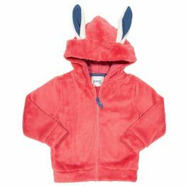Kite Happy Hare Fleece Pink
