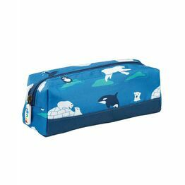 Frugi Crafty Pencil Case-Rhino Ramble