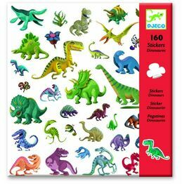 Djeco Sticker Collection - Dinosaur