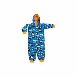 Duns Blue Duck Pond Hooded Onesie 134/140 last ones