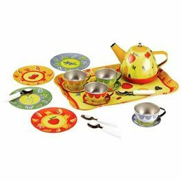 Fruit Garden Tea Set