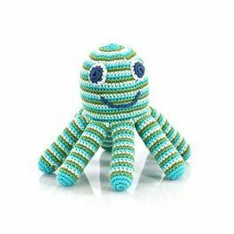 Octopus Rattle Blue
