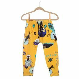 Milena & Milenka Space Adventures Trousers
