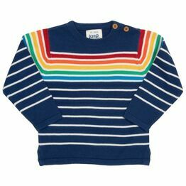 Kite Retro Rainbow Jumper