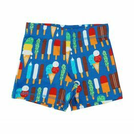 Duns Blue Ice Cream Short Pants