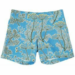 Duns Blue Dill Short Pants