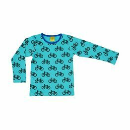 Adult MTAF Blue Bike Long Sleeve Top