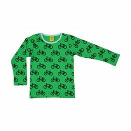 Adult MTAF Green Bike Long Sleeve Top