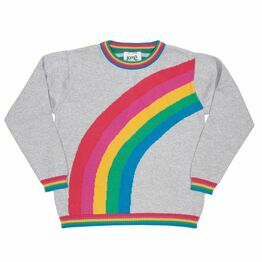Kite Rainbow Jumper (GOTS)