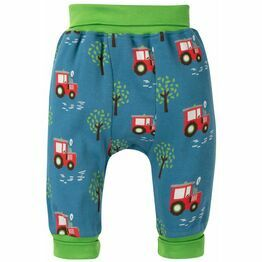 Frugi Parsnip Pants, Tractor Fields