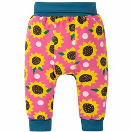 Frugi Parsnip Pants - Sunflowers