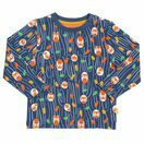 Kite Treehouse Print Long Sleeve T-Shirt additional 1