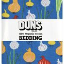 Duns Garlic Chives and Onion Blue Bedding additional 1