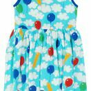 Adult Duns A Cloudy Day Sleeveless Gather Dress additional 1