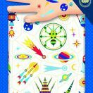 Djeco Temporary Tattoos - Space Oddity additional 2