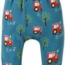 Frugi Parsnip Pants - Tractor Fields additional 1