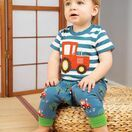 Frugi Parsnip Pants - Tractor Fields additional 4