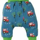 Frugi Parsnip Pants - Tractor Fields additional 2