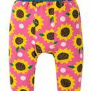 Frugi Parsnip Pants, Sunflowers additional 1