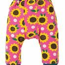 Frugi Parsnip Pants, Sunflowers additional 3