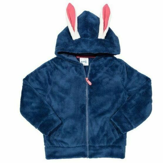 Kite Happy Hare Fleece Navy