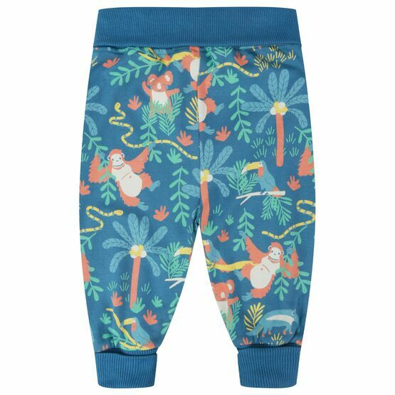 Rainforest Pull-Up Trousers Piccalilly