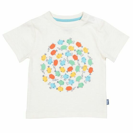 Kite Thumb Fish T-shirt
